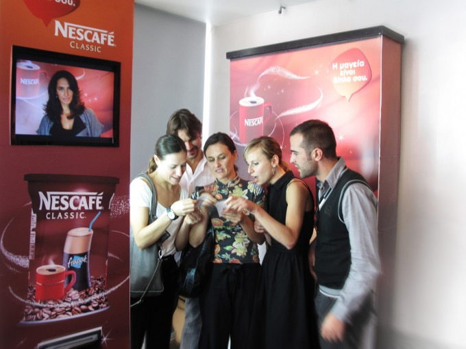 Nescafé Classic Corporate Event